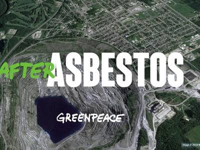 After Asbestos: The campaign to rename a Quebec town