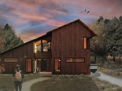 The prefab dream: Talented architects working with a great builder offering original designs