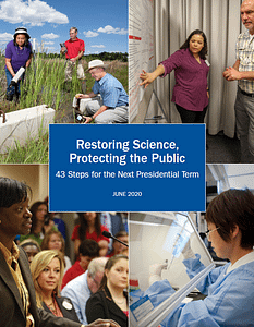 Restoring Science, Protecting the Public: 43 Steps for the Next Presidential Term