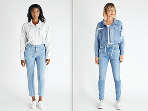 ÉTICA jeans are super stylish and sustainable
